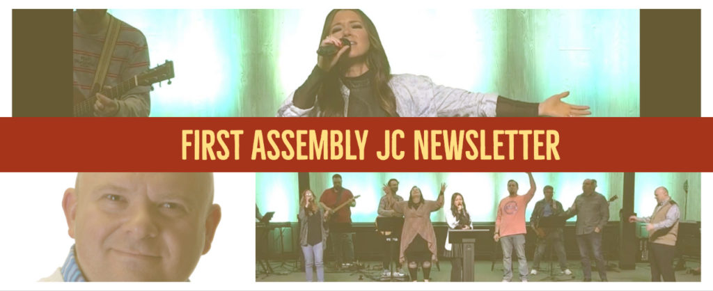 First Assembly newsletter